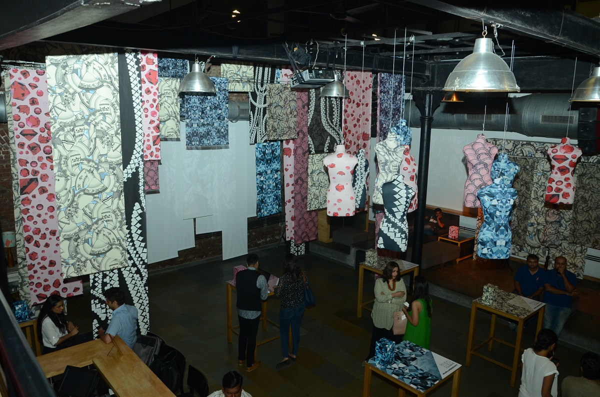 Think Events produces Koovs launch to showcase new collection by Pankaj & Nidhi