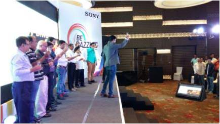 All In Events Executes Dealer Meet For Sony With The Theme 'Be Dazzled'