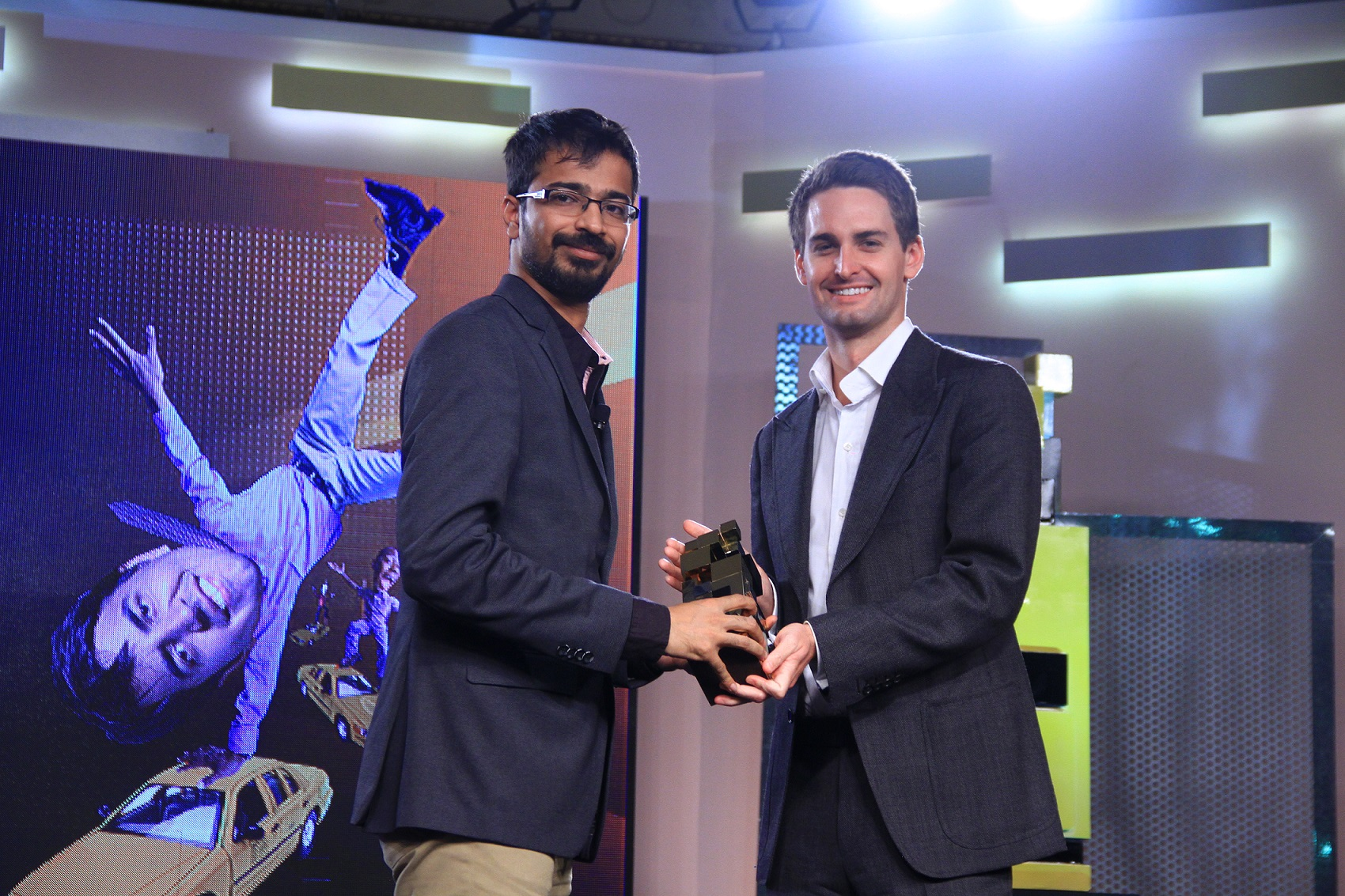 A Peek At Jio ET Startup Awards 2015; Produced By Fountainhead