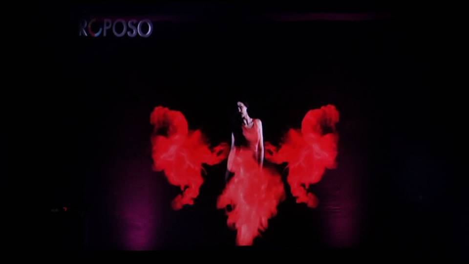 """""""3D Holography is a new and fresh medium to engage audiences in physical space."""" Mayank Jha, Roposo"""