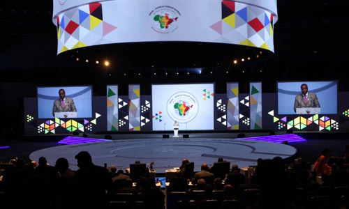 India Africa Forum Summit 2015 - A huge success for Encompass and ICE India