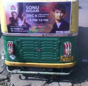 Amplify Events Manages Sonu Nigam Concert Presented by NDTV