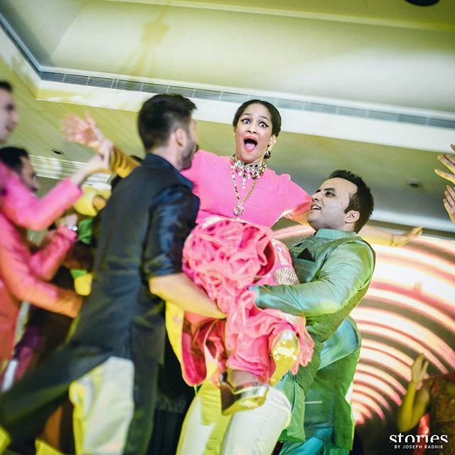 A Complete Round-up of the Star Studded Masaba-Madhu Wedding by Kickstart Entertainment
