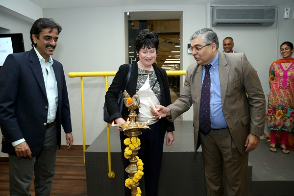 Fountainhead Moves To New HQ At Matunga West; All 5 Business Divisions Come Under One Roof