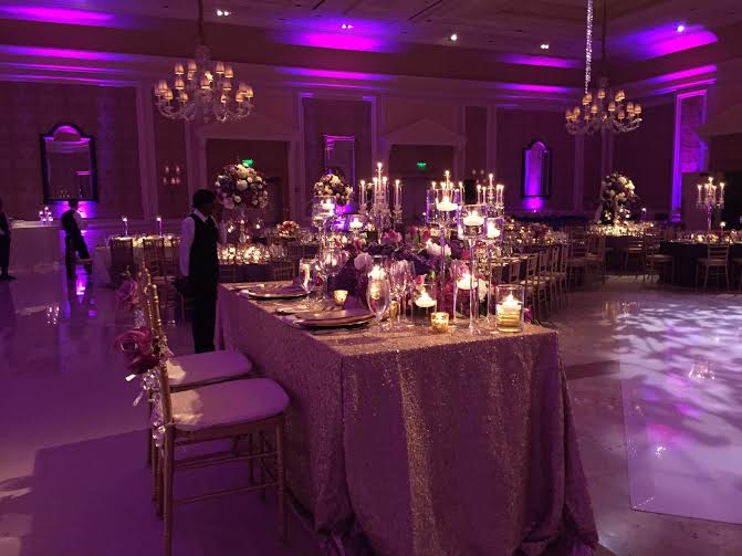 Wedniksha Delivers 2-day Wedding in West Palm Beach, Florida