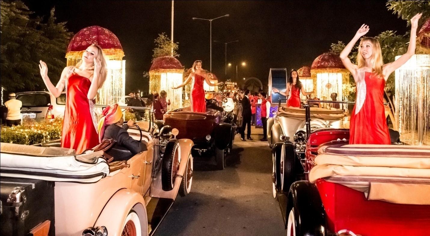 Big Fat Wedding By Touchwood Sees Ranveer Singh, Rahat Fateh Ali Khan, Atif Aslam, Raftaar & More!