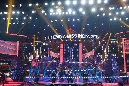 Cineyug and Percept ICE manage Femina Miss India 2015