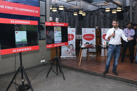 Airtel launches 4G trials for its existing customers in Mumbai