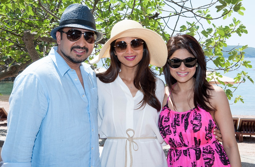 Shilpa Shetty's 40th Birthday: A Surreal Surprise executed by Wedniksha in Montenegro
