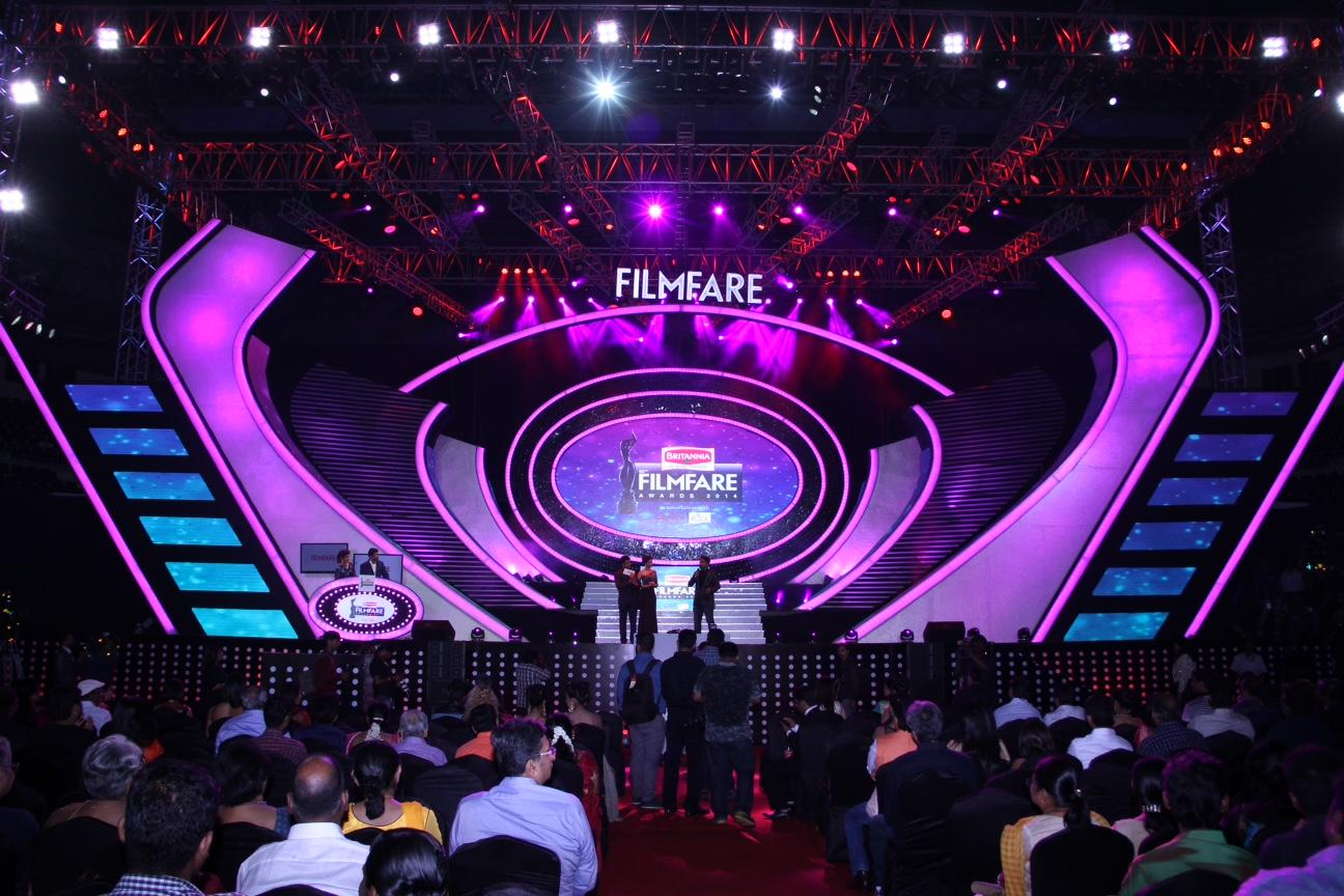 Percept Manages The 62nd Brittania Filmfare Awards South