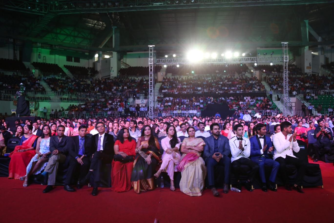 Percept manages the 62nd Brittania Filmfare Awards South 2015