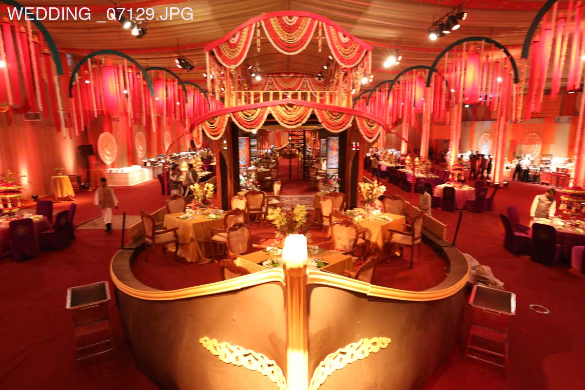 Q Events by Geeta Samuel recreates South-India with stunning detailing!
