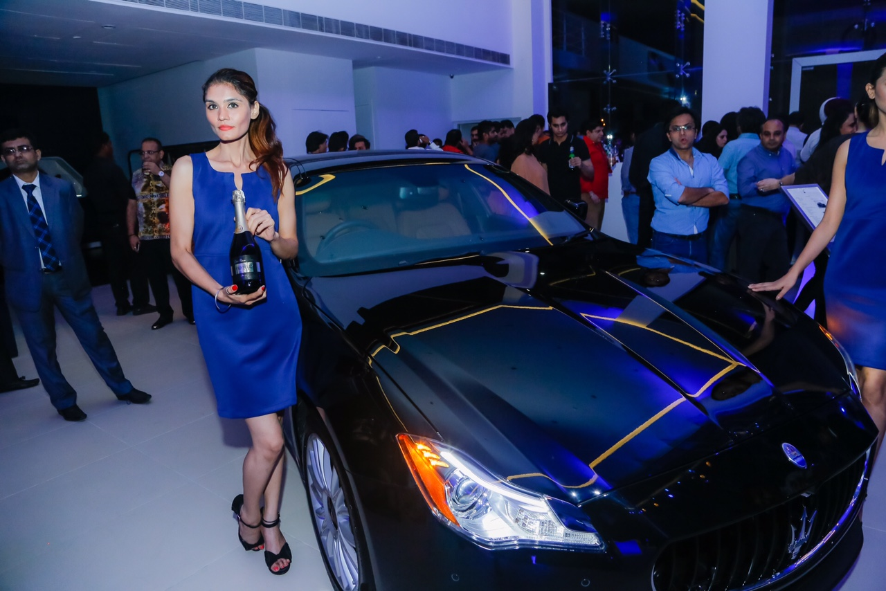 Brandwidth Launches The First Maserati Showroom In India India