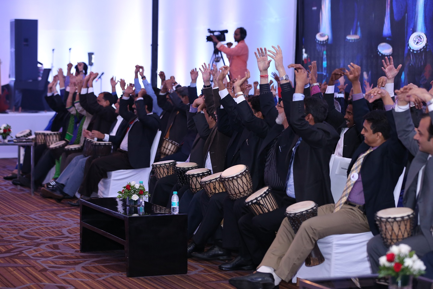 Moving Heads manage Reliance General Insurance Annual HR Awards in Mumbai