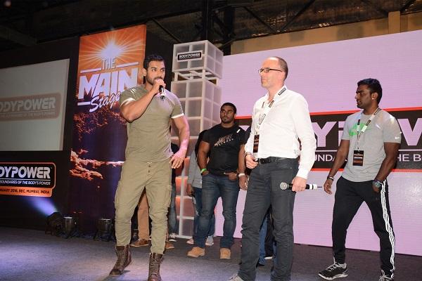 BodyPower Expo 2016 Concludes in Mumbai; Salman, John Abraham & Zaheer Khan Among Celebrity Visitors
