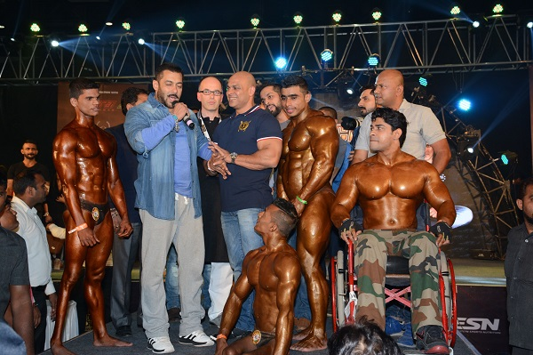 BodyPower Expo 2016 Concludes in Mumbai; Salman, John ...