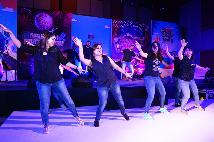 GPJ India Celebrates 2015 Success with a Goa Offsite; Interview with MD, Rasheed Sait