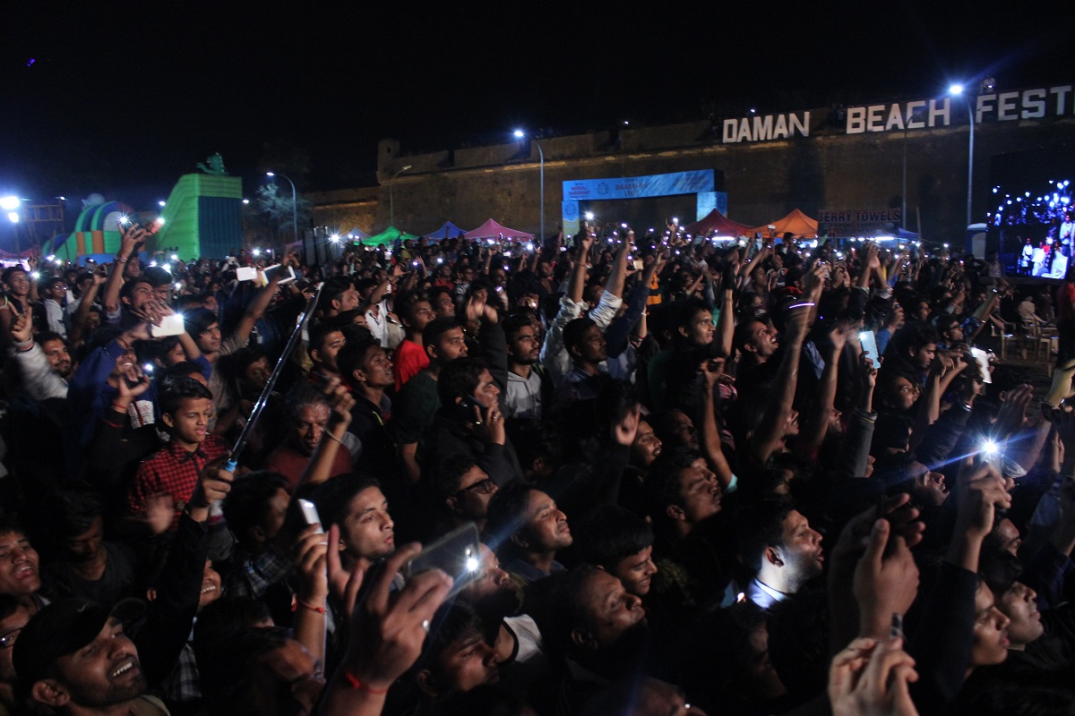 T.I.C executes Tarpa Festival and Daman Beach Festival Back to Back