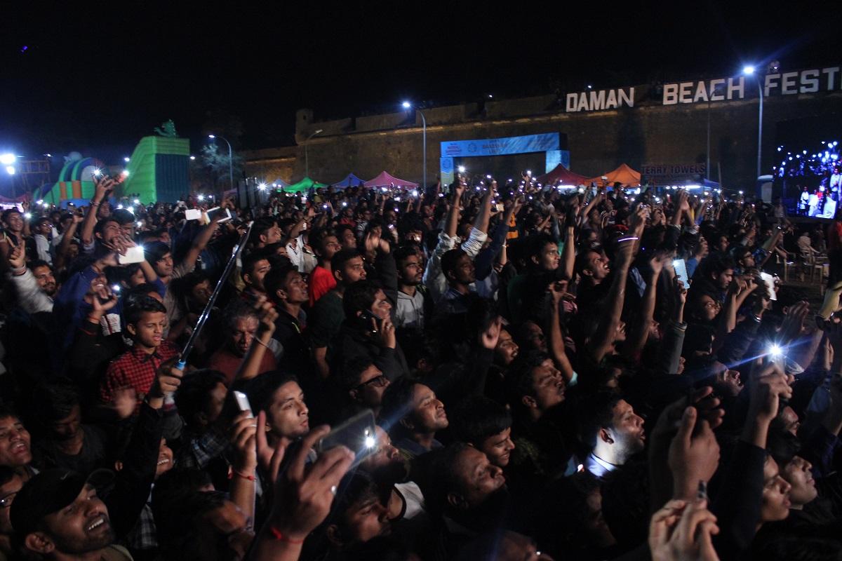 T.I.C executes Tarpa Festival and Daman Beach Festival Back to Back