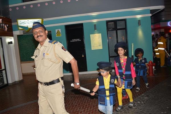 Child Safety WorkZhop By Mumbai Police Kicks-off Republic Week Celebrations At KidZania