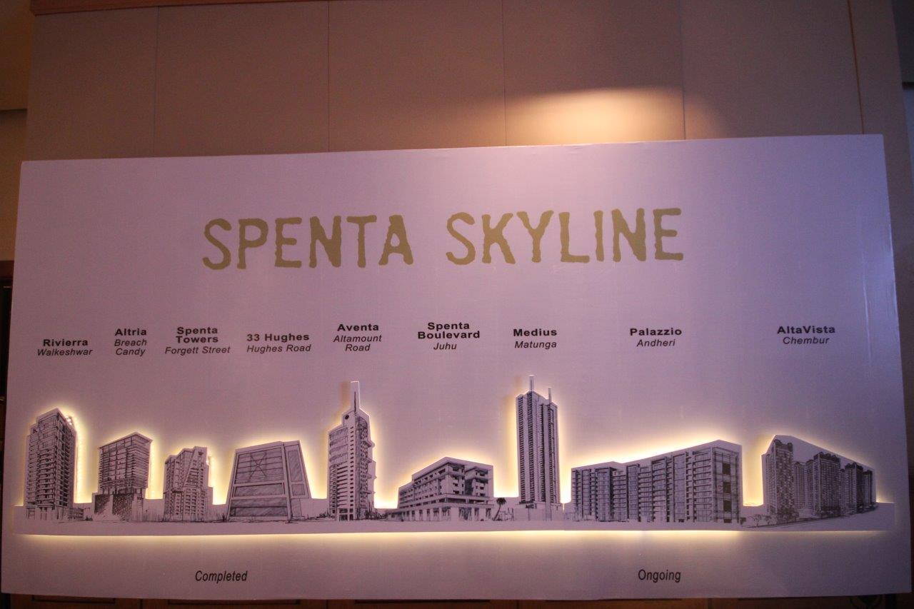 The Think Tank Entertainment Unveils 'Altavista' for Mumbai Real Estate Developer Spenta