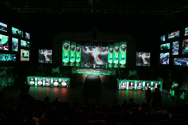 Encompass Conceptualizes and Executes India's Largest Gaming Championship- Dew Arena