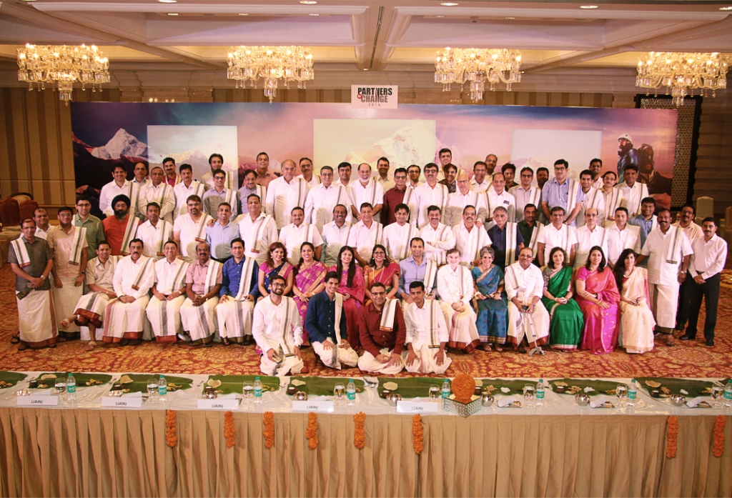 Mahindra 'Partners for Change'- 2016, a Grand Success with engage4more