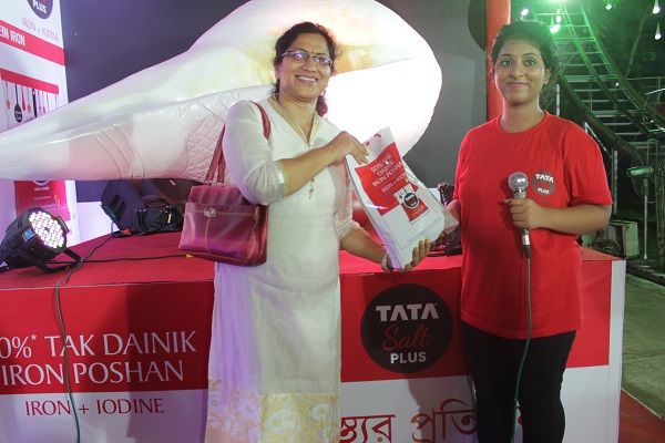 TBB Brews Sehat-ki-Goonj Campaign for Tata Salt Amidst Dussehra & Pujo Festivities
