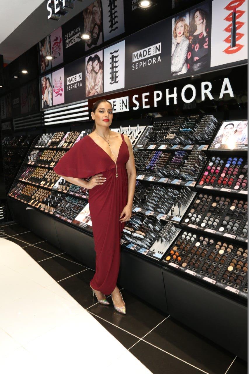 Sephora Launch by Toast at Infiniti Mall Sees Bipasha Basu, Esha Gupta and Disha Patani Present