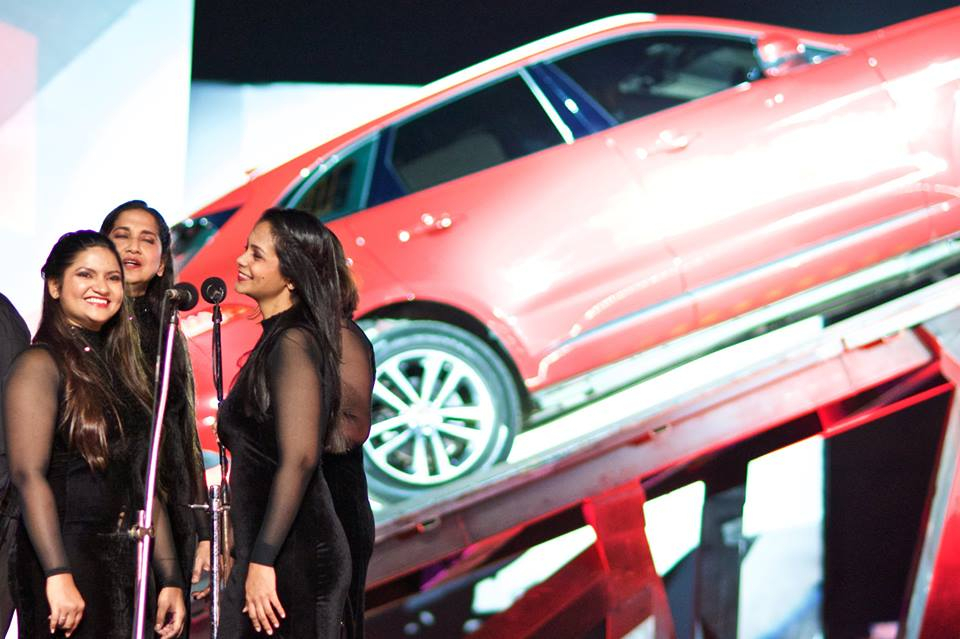 WATCH: 70 EMG's Launch for the All New Jaguar F-Pace in Mumbai