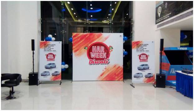 "Inextis Events Takes ""Har Week Diwali"" Initiative of Tata Motors Across 10 Cities & 44 Dealerships"
