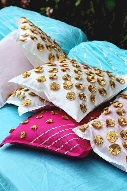 Sweet Details at Kitsch Mehendi & Whimsical Sangeet by Altair Decor at Turf Club, Mumbai
