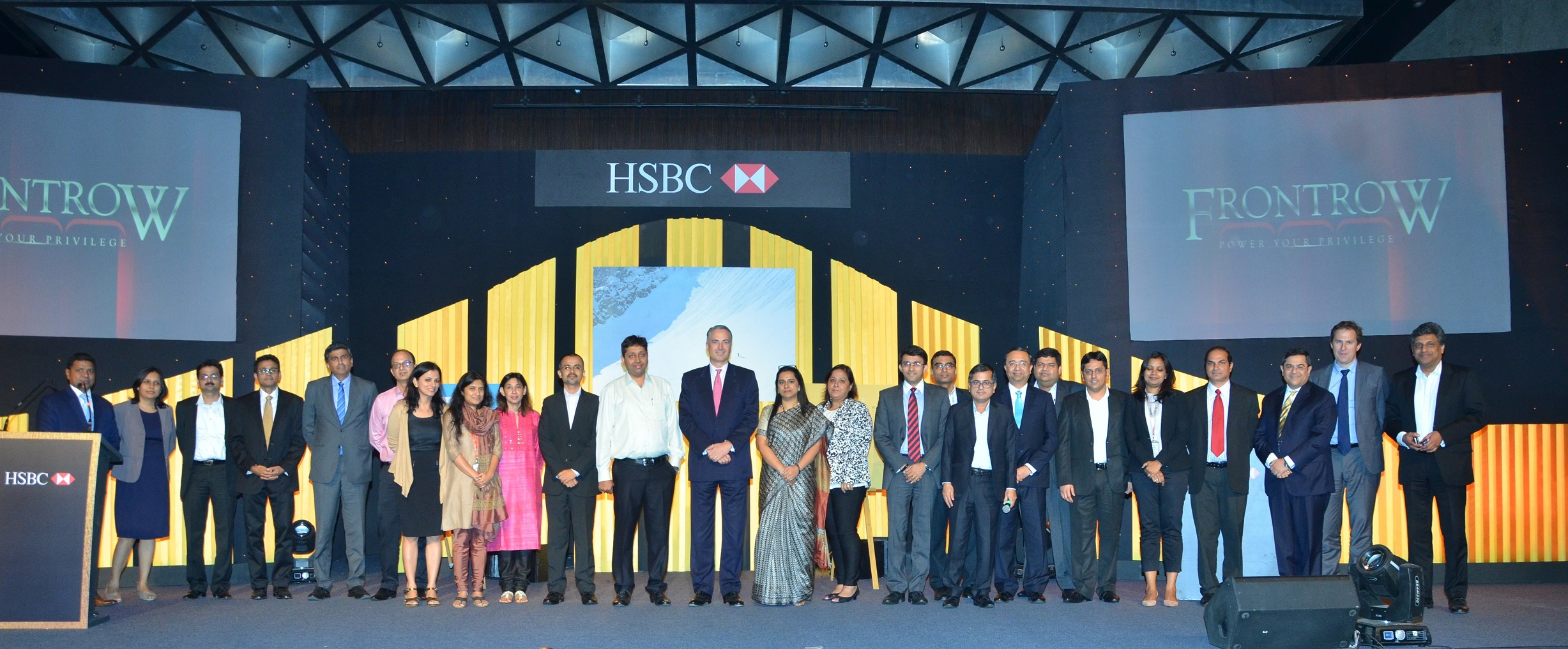 HSBC Unveils E-brochure at its Top Tier Proposition Launch Managed by Encompass
