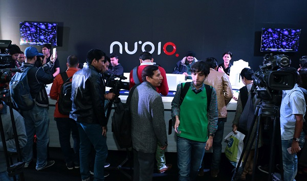Hammer Entertainment Adds Fashion, Glamour & Technology to nubia Smartphone Launch