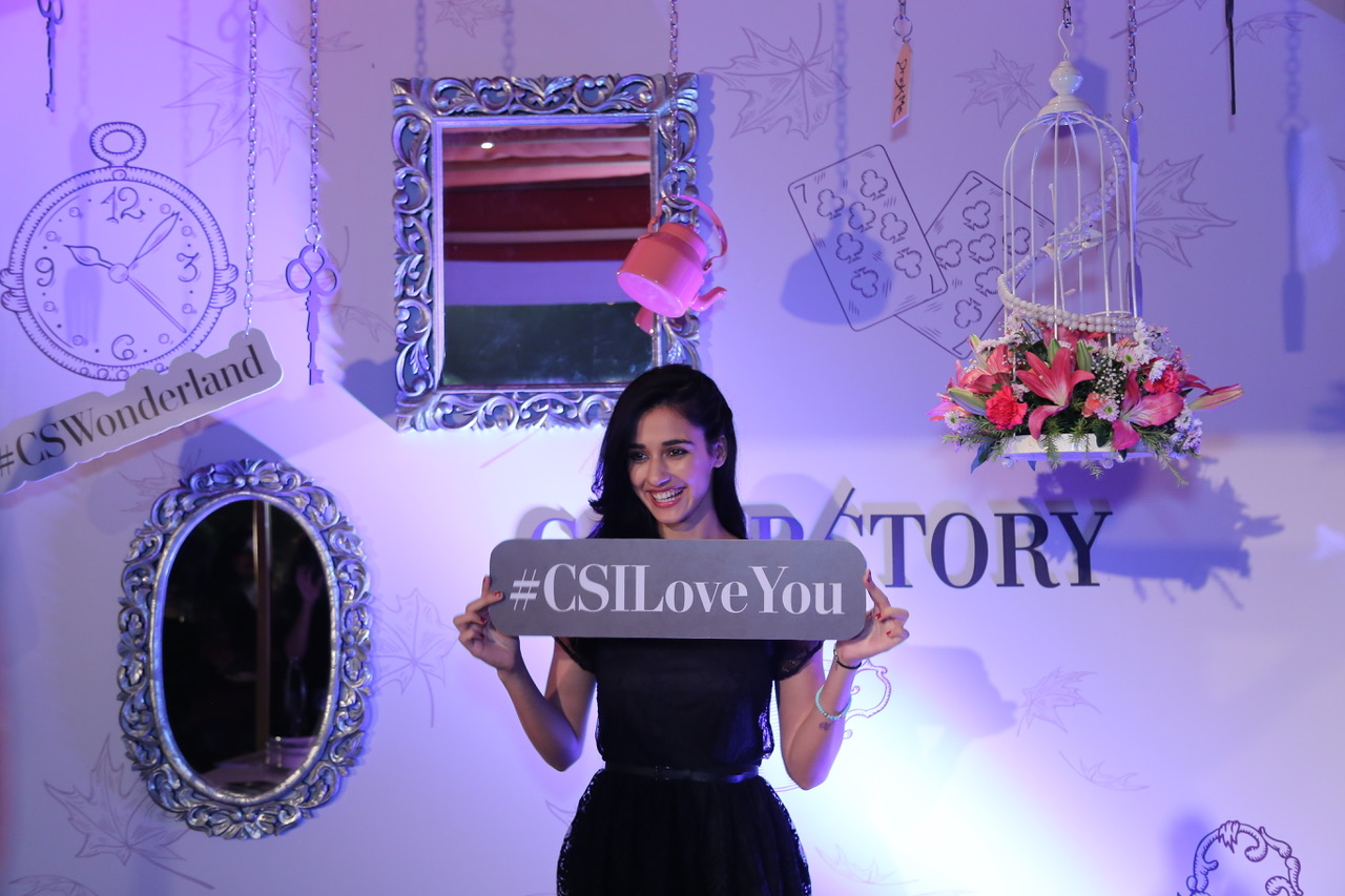 Toast Events Creates Cover Story with Disha Patani