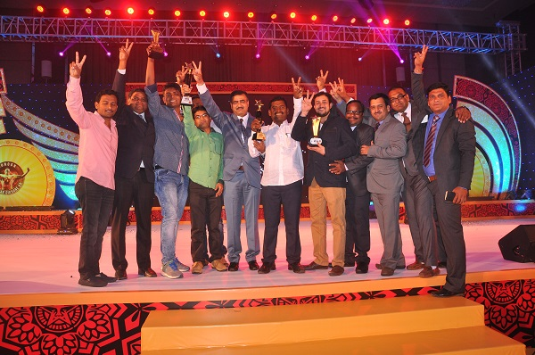 Thematic Stage, Entertainment & More by E3 Integrated at Junoon Annual Dealers Night for JK Cement