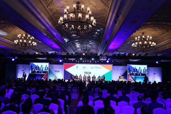 Narendra Modi & Theresa May Address India-UK Tech Summit '16 Produced by Fountainhead MKTG