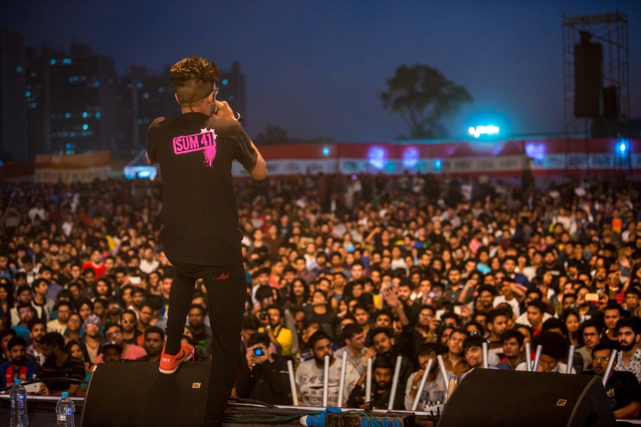 In Pictures: Bacardi NH7 Weekender 2016 in Pune