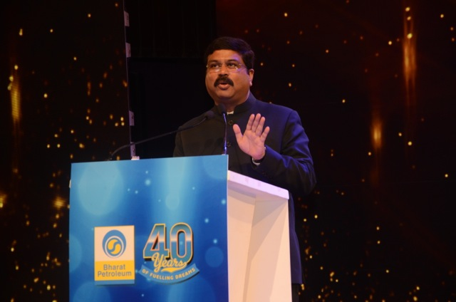 Wizcraft Delivers Bharat Petroleum Ruby Foundation Day with Panache!