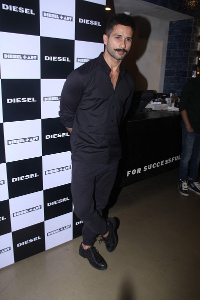 Star-Studded Launch For Diesel + Art Initiative In India; Bollywood, Corporate & Social Icons Attend