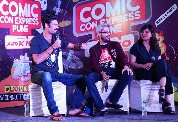Comic Con India Organises An Action-Packed Express Version in Pune