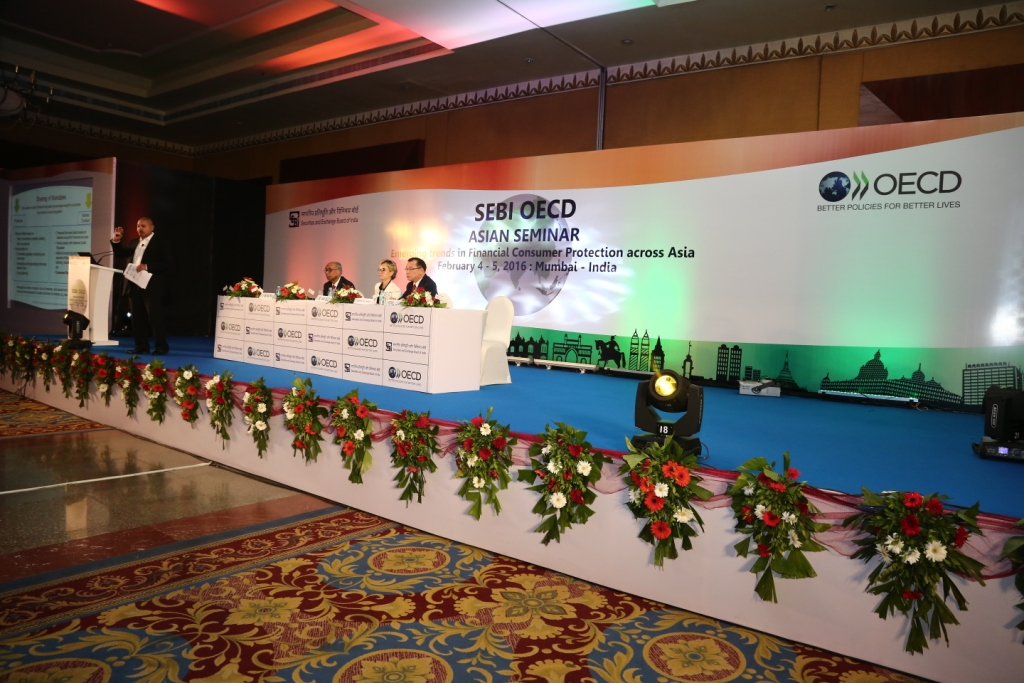 Corporate Events Pulls Off A Series of Events For SEBI