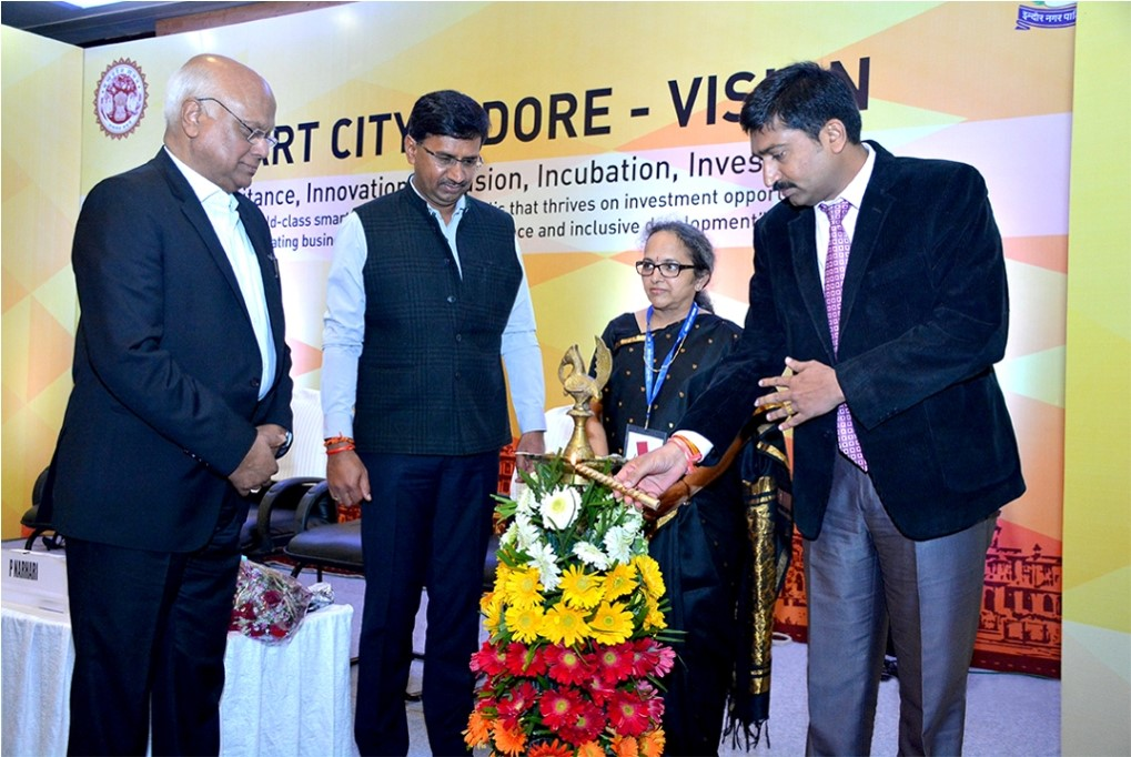 Fusion Events Manages Launch of Smart City, Indore