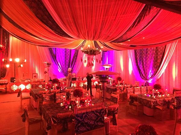 Elegant Umrao Wedding by Touchwood Featuring Jazba, International Symphony Band and DJ Sumit Sethi