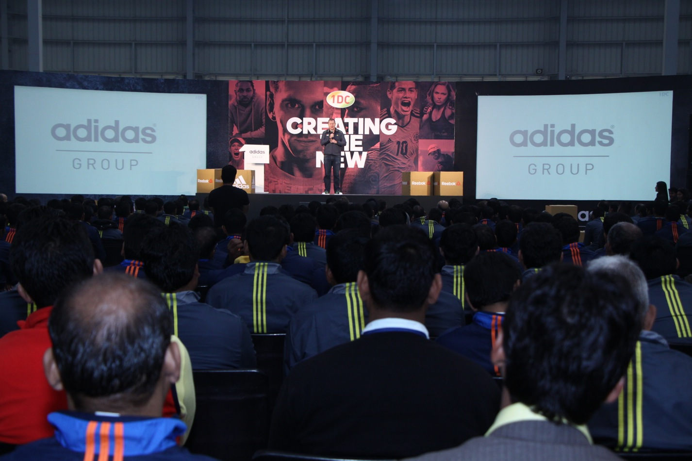 Adidas Group Joins Hands With Toast Events For The Grand Launch Of Their Warehouse In Pataudi