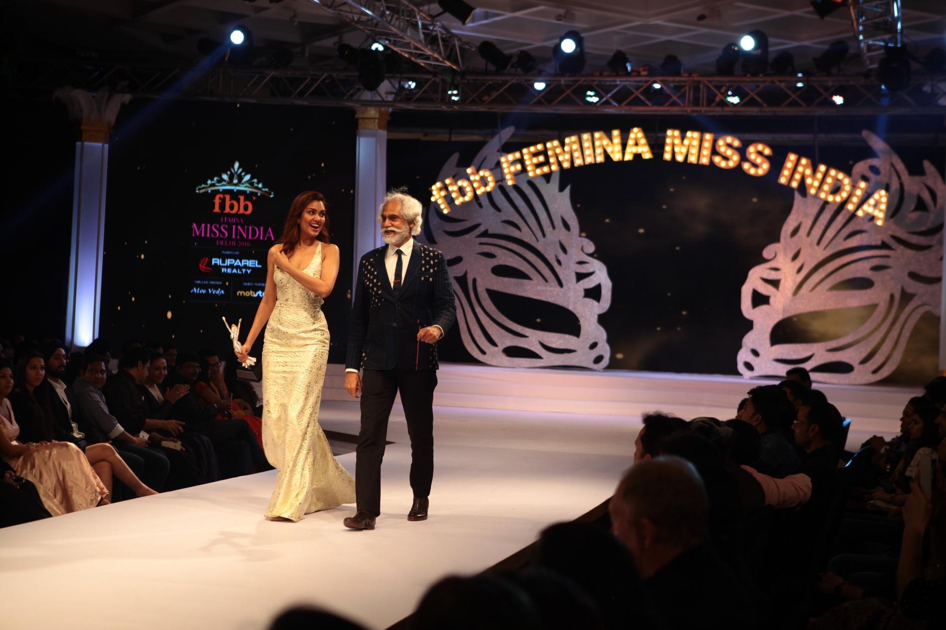 Femina Miss India Delhi