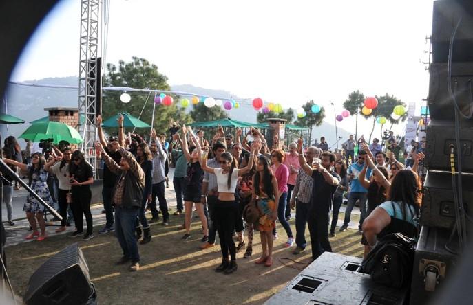 Highlights of Kasauli Rhythm & Blues Festival 2016; Executed by Encompass