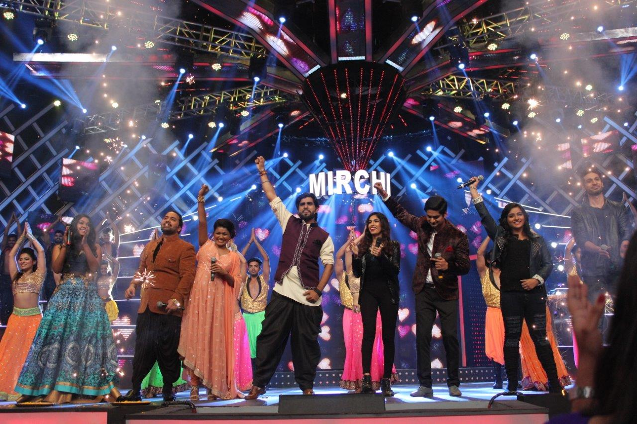 Cineyug Produces 8th Royal Stag Mirchi Music Awards 2016
