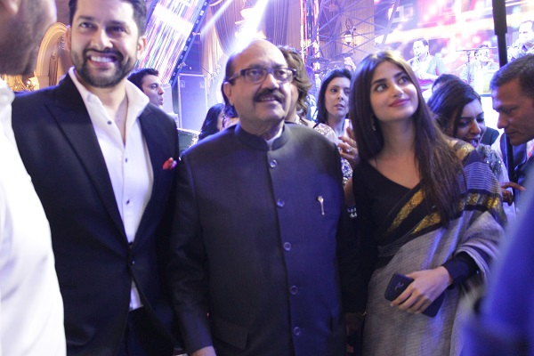 Amar Singh, Rahat Fateh Ali Khan, Badshah, Imtiaz Khan & More At Tivoli Cocktail @ The Ritz