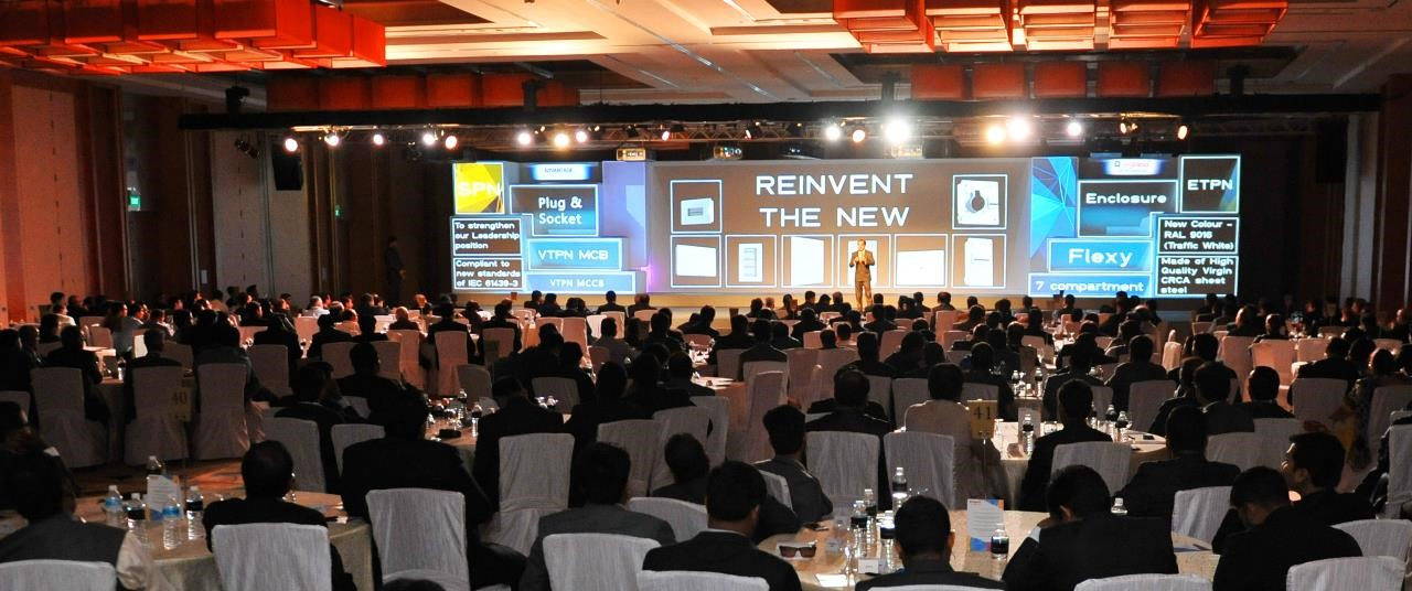 A For Pineapple Delivers Technology Driven Conference for Legrand in Singapore